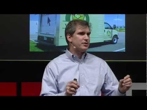Let the inventory walk and talk | Mick Mountz | TEDxBoston