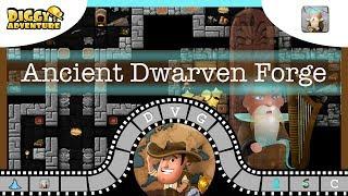 [~Bragi~] #C Ancient Dwarven Forge - Diggy