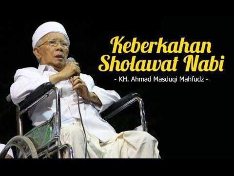 Keberkahan Sholawat Oleh KH. Ahmad Masduqi Mahfudz @ Poltek Malang, 13 Oktober 2012