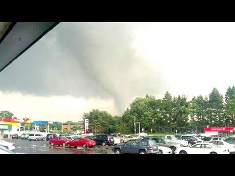 The 13 Craziest Tornado Videos | List of Amazing Twister ...