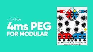 4ms PEG for Modular - Softube