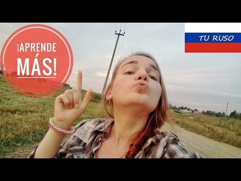 Tu Clase Del Ruso Más Básico | Sin aburrirte