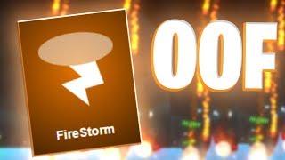 How NOT To Use Firestorm - Shellshock Live Showdown | JeromeACE