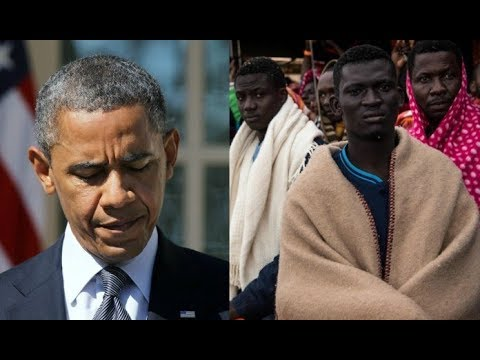 Modern Day Slavery, Gadaffi and Libya