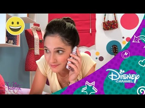 El V-log de Francesca: Un día muy importante | Disney Channel Oficial