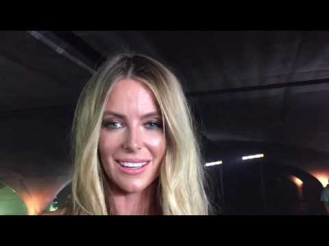 Jennifer Hawkins on fashion and heading to the US - by Donna Demaio