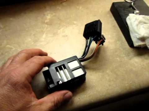 Windshield Wiper Repair 1981 Chevrolet Silverado - YouTube