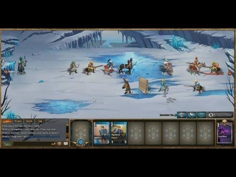Rise of Mythos - gameplay