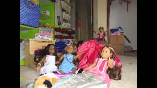 An American Girl Doll Birthday Party!