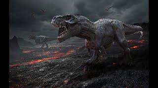 Планета динозавров / Planet of Dinosaurs - фантастический фильм про динозавров