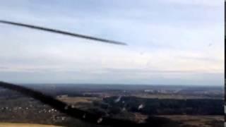 Полет В Районе Аэродрома Ржевка  Cessna 172