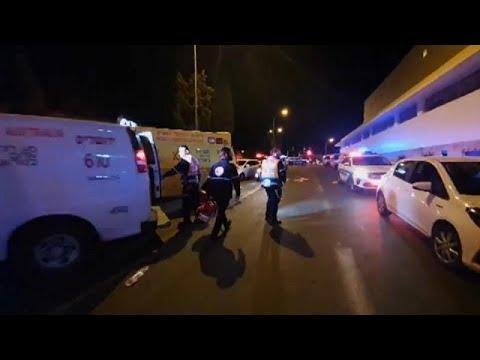 Attaque à Jérusalem, La Tension Monte Entre Israéliens Et Palestiniens