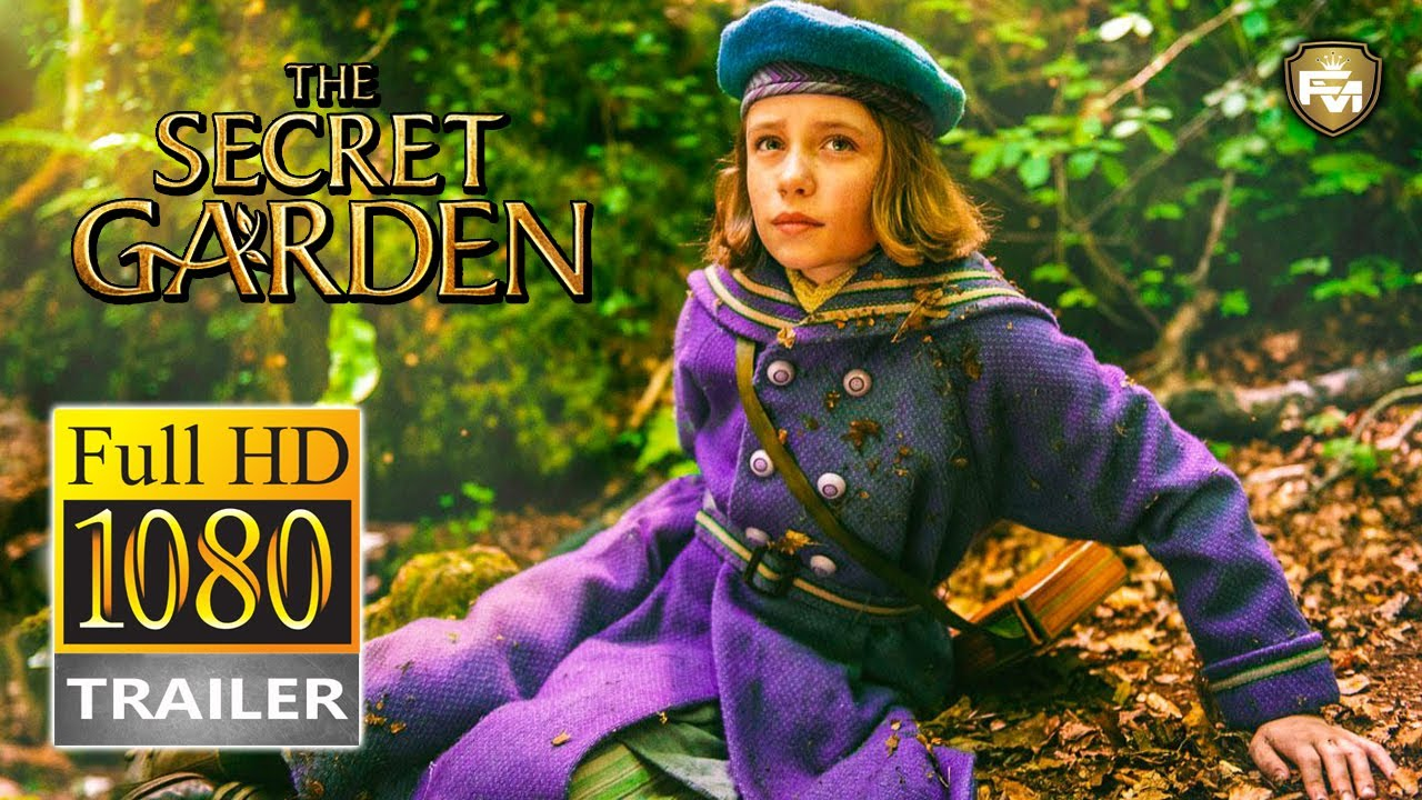 The Secret Garden Official Trailer Hd 2020 Colin Firth Fantasy Movie Youtube