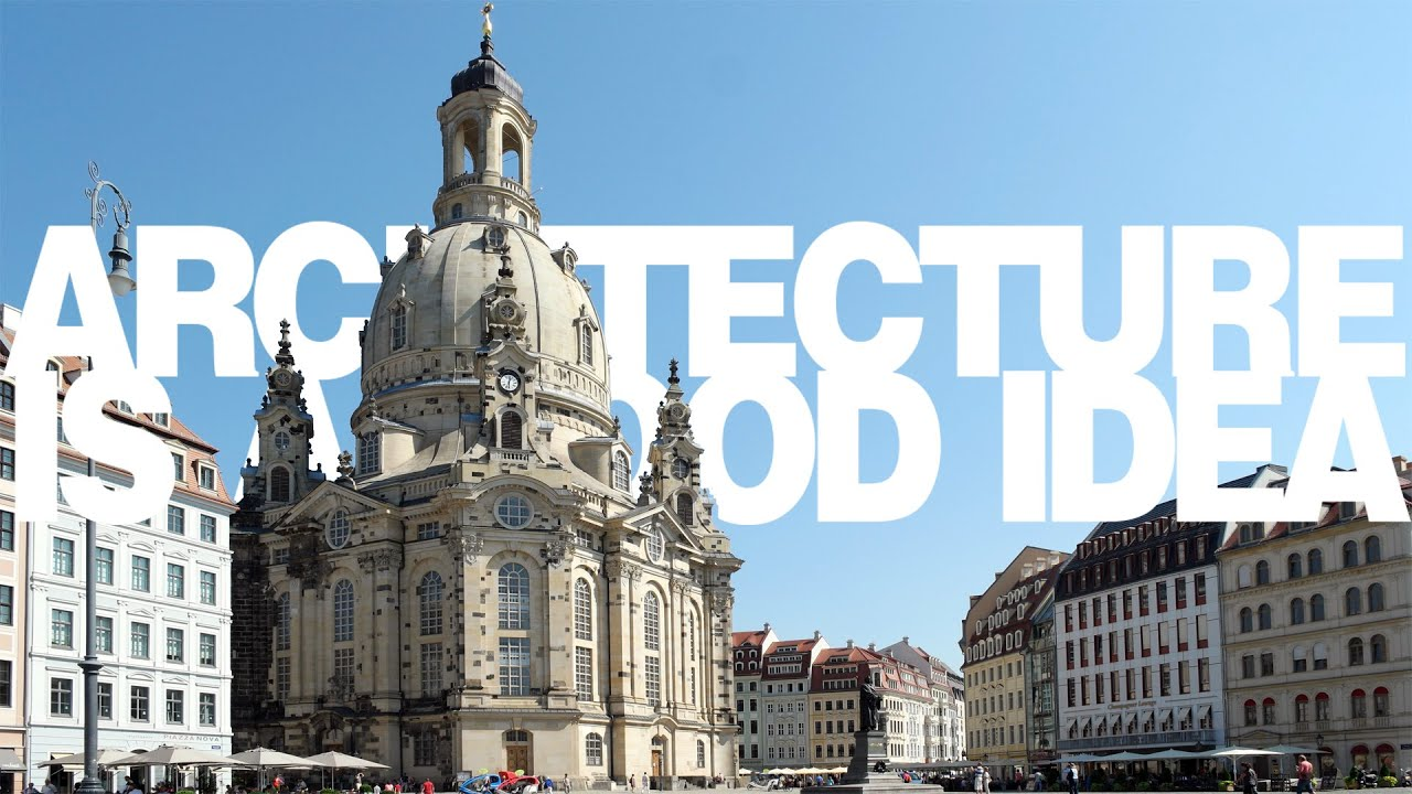 Tajemnice Drezna: zabytki i odbudowa | Architecture is a good idea