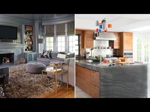 Interior Design — A Grand Home Gets New Energy
