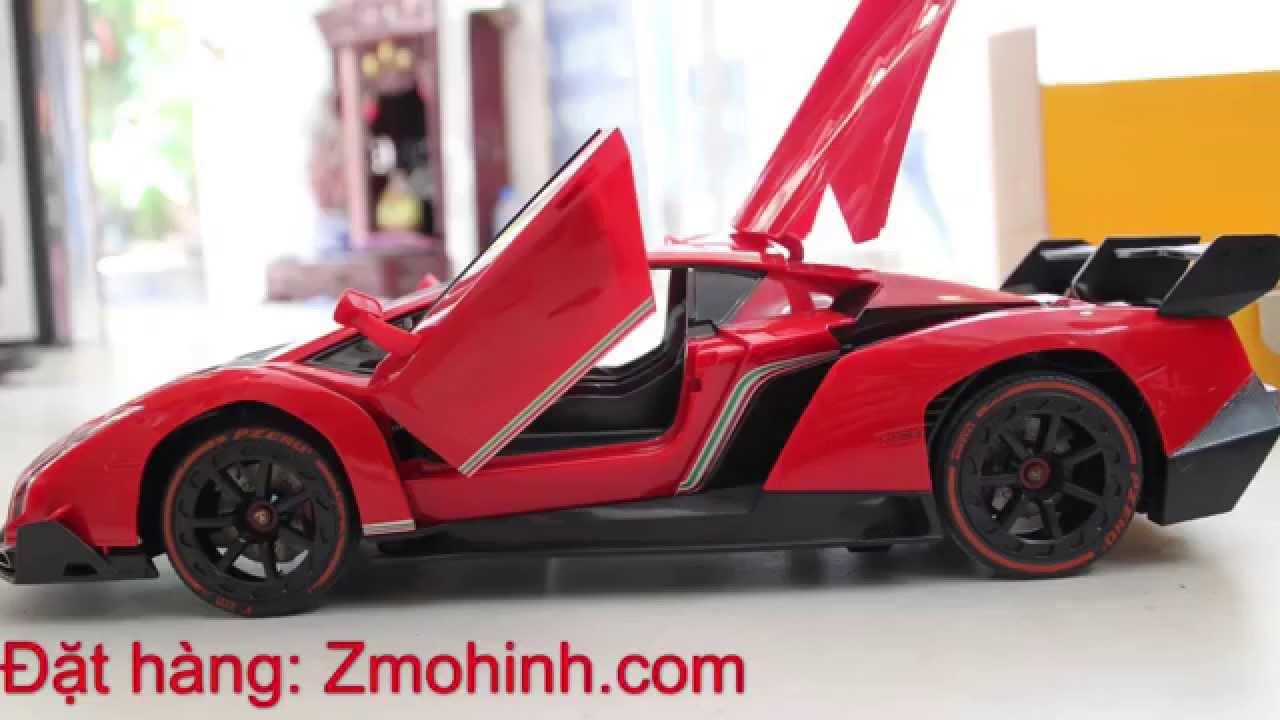 1 14 Scale R C Lamborghini Veneno Supercar Radio Remote Control