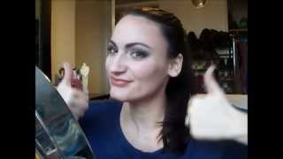 Superbowl 2014 Denver Broncos Makeup Tutorial Thumbnail