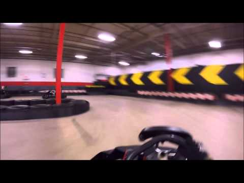 On Track Karting - Wallingford, CT (Pro Karts Only Race)