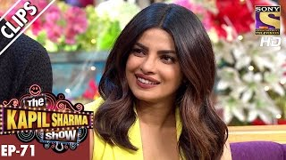 Dr. Mushoor Gulati Meets Priyanka Chopra - The Kapil Sharma Show – 1st Jan 2017
