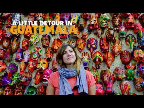 A little detour: Guatemala 2018