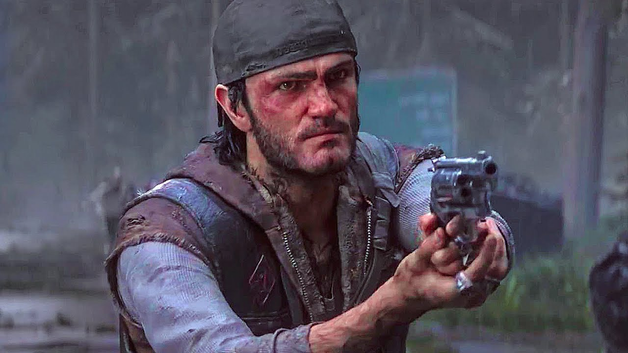 Days Gone New Trailer Gameplay Ps4 2019 Zombie Game