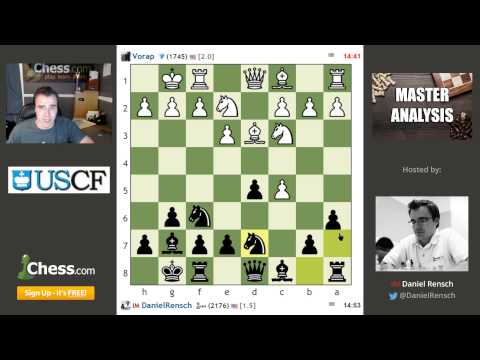 Chess Master Analysis: USCF Chess On Chess.com!