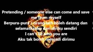 Gambar cover Lirik lagu Leave Out All The Rest Linkind Park.Mp4