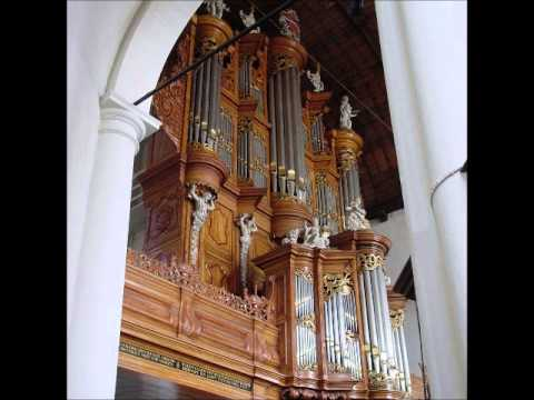 J. S. Bach - Toccata, Adagio And Fugue In C Major BWV 564