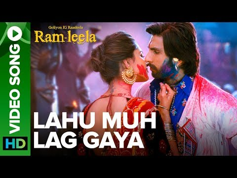 Lahu Munh Lag Gaya - Full Song - Goliyon Ki Rasleela Ram-leela Travel Video