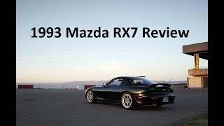 280whp Mazda FD RX7 Review - Is Rotary Better Than VTEC?