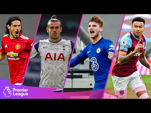 The FINEST Premier League goals scored in April | Cavani, Bale, Werner, Lingard & more!