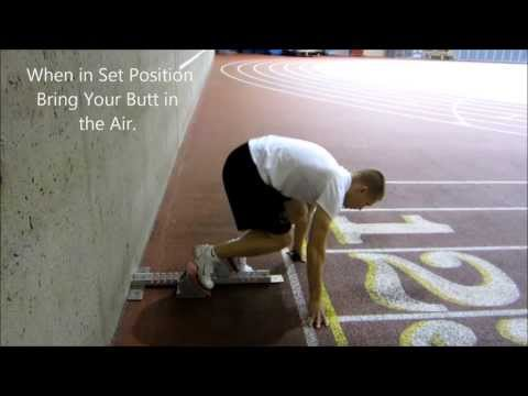 How To Run A 60 Meter Dash