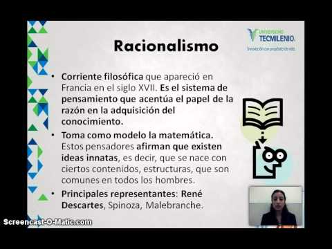 Filosofía: Corrientes filosóficas - YouTube