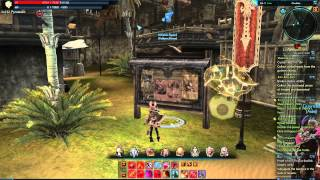 Repeat youtube video Tera Online How to level your guild