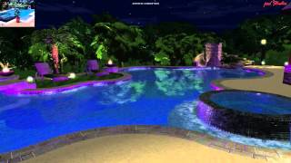 The Complete Backyard-  Phillip Veno-  Designs Are Proprietary