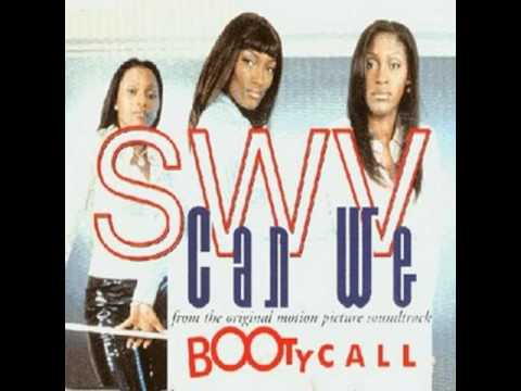 SWV - Can We (Instrumental)