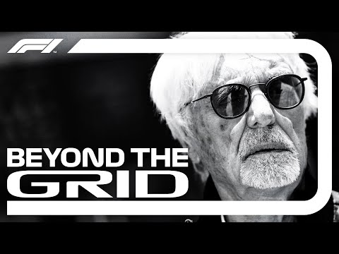 Bernie Ecclestone Interview    Beyond The Grid   Official F1 Podcast