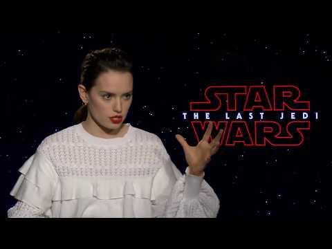 Star Wars: The Last Jedi  Daisy Ridley   Lucasfilm Ltd  Walt Disney Studios Motion Pictures