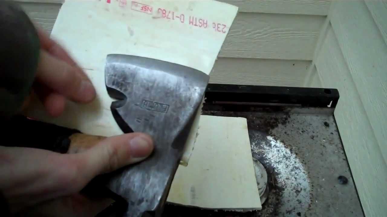 1 dollar DIY PARANG SHEATH from a PVC pipe