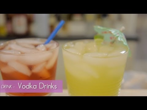 Vodka Recipes - Let's Mix With ModernMom