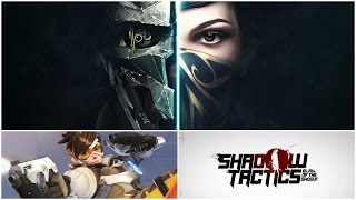 Dishonored 2 ругают, Overwatch станет бесплатным | Игровые новости