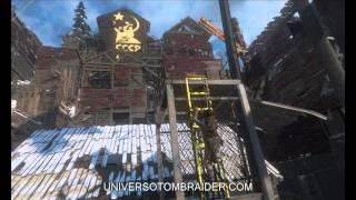 Rise Of the Tomb Raider : SOVIET FACILITY