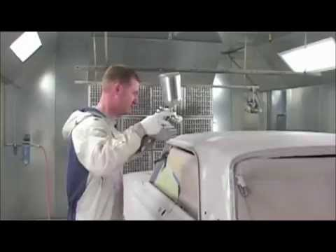 Spraying Primer – Car Spray Painting Techniques