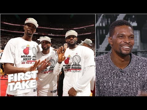 Chris Bosh: 'No regrets at all' about his time with Miami Heat | First Take