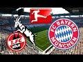 FC BAYERN MÜNCHEN Vs. 1.FC KÖLN | 31.SPIELTAG ◄FCB #115►