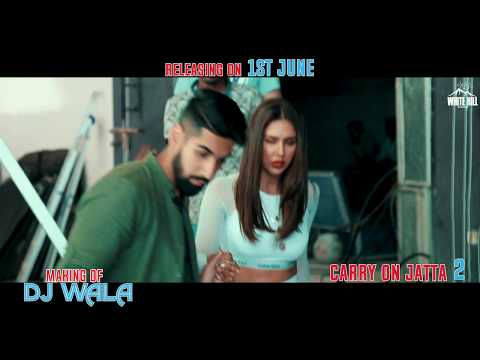 DJ Wala (Song Making) Gippy Grewal | Sonam Bajwa | Carry On Jatta 2 | White Hill Music