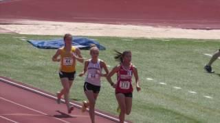 Women 5000 Meter Run   NCCAA Track & Field Championship 2016