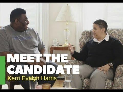 Detv's Meet The Candidate/ Kerri Evelyn Harris