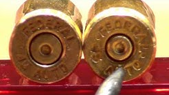 Check your Federal 45 ACP brass (L).