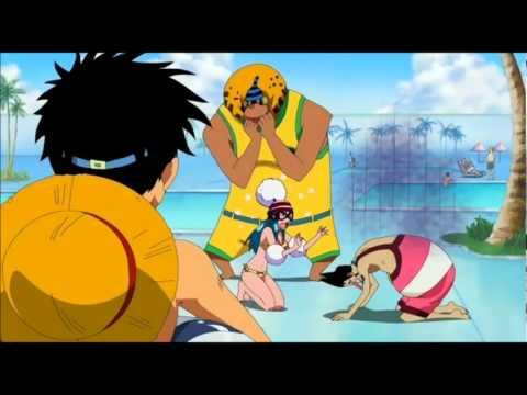 One Piece und Wer bist du Funny  YouTube
